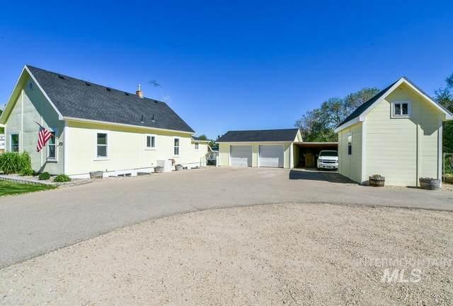 3220 E Greenhurst Rd, Nampa, ID 83686 (MLS #98802599) :: City of Trees Real Estate