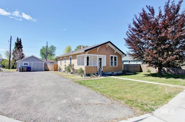 4409 W Franklin, Boise, ID 83705 (MLS #98802624) :: City of Trees Real Estate
