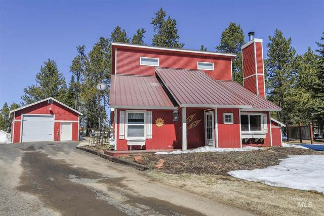 13098 Hillhouse Loop, Donnelly, ID 83615 (MLS #98802655) :: First Service Group
