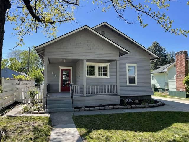 212 18th Ave South, Nampa, ID 83651 (MLS #98802670) :: Full Sail Real Estate