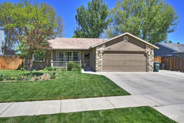 560 N Katie Way, Kuna, ID 83634 (MLS #98802717) :: Minegar Gamble Premier Real Estate Services