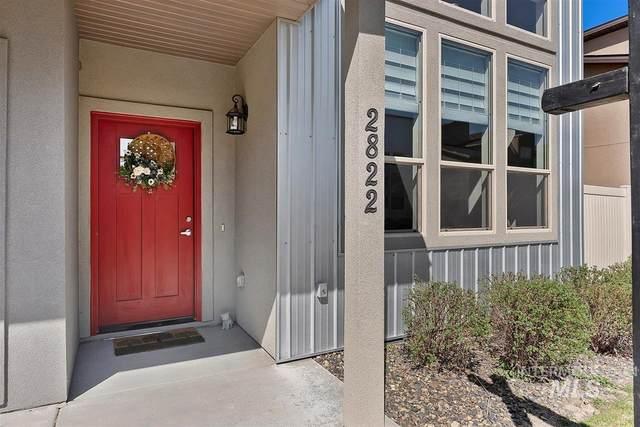 2822 N. Villere Lane, Meridian, ID 83646 (MLS #98802720) :: City of Trees Real Estate