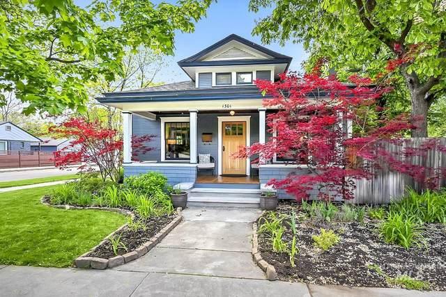 1301 19th Street, Boise, ID 83702 (MLS #98802751) :: Minegar Gamble Premier Real Estate Services