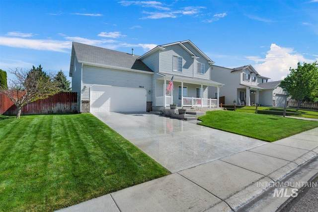3612 E Sandyford Ave, Nampa, ID 83686 (MLS #98802766) :: Minegar Gamble Premier Real Estate Services