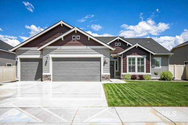 2586 S Sumpter Pl, Boise, ID 83709 (MLS #98802774) :: Minegar Gamble Premier Real Estate Services