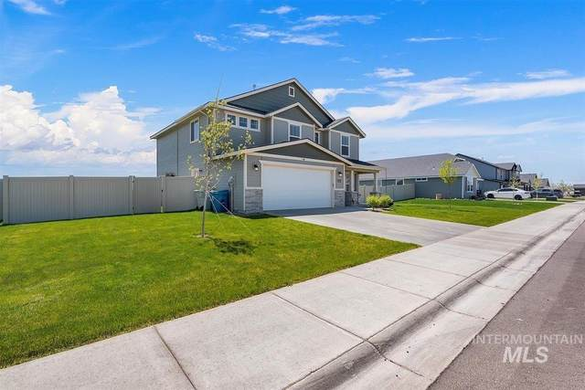 715 Sw Inby St, Mountain Home, ID 83647 (MLS #98802779) :: Epic Realty