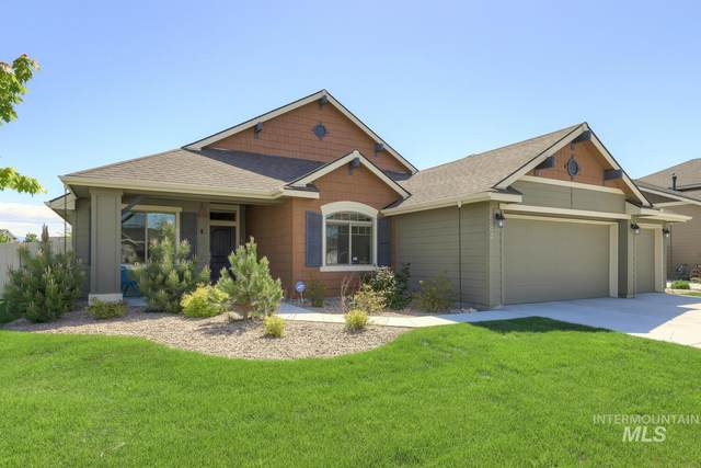 584 N Synergy Way, Eagle, ID 83616 (MLS #98802780) :: Minegar Gamble Premier Real Estate Services