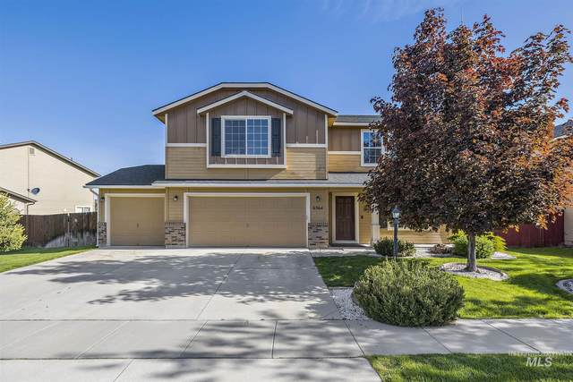 6564 E Harrington Dr, Nampa, ID 83687 (MLS #98802787) :: Minegar Gamble Premier Real Estate Services