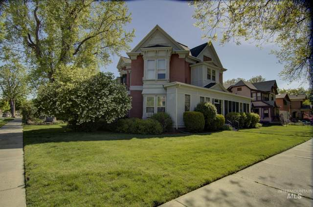 722 W Franklin St, Boise, ID 83702 (MLS #98802791) :: Minegar Gamble Premier Real Estate Services