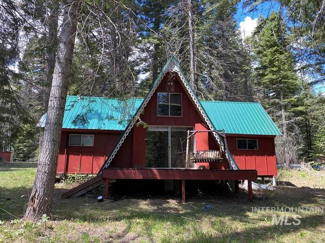 1692 Fir Trail, Donnelly, ID 83615 (MLS #98802849) :: Haith Real Estate Team