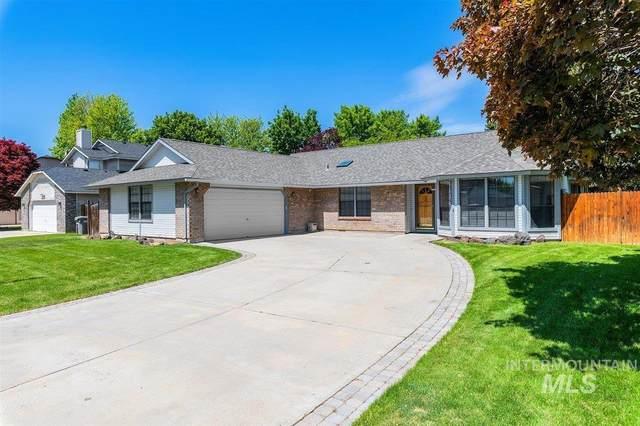 9834 W Edna Street, Boise, ID 83704 (MLS #98802861) :: Jon Gosche Real Estate, LLC