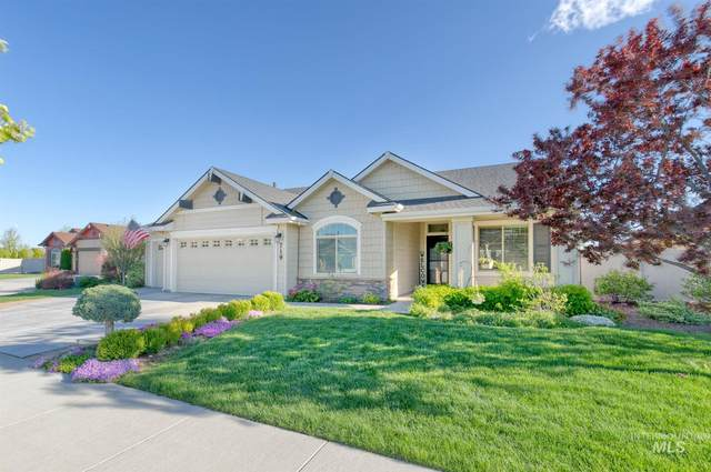 719 N Foudy Place, Eagle, ID 83616 (MLS #98802876) :: Boise River Realty