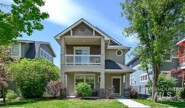 3907 S Mill Site Ave, Boise, ID 83716 (MLS #98802900) :: Jon Gosche Real Estate, LLC