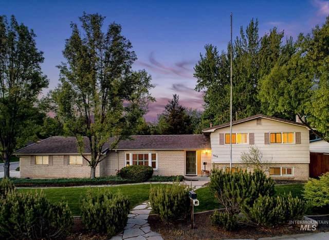 8410 W Brynwood Drive, Boise, ID 83704 (MLS #98802936) :: Boise River Realty