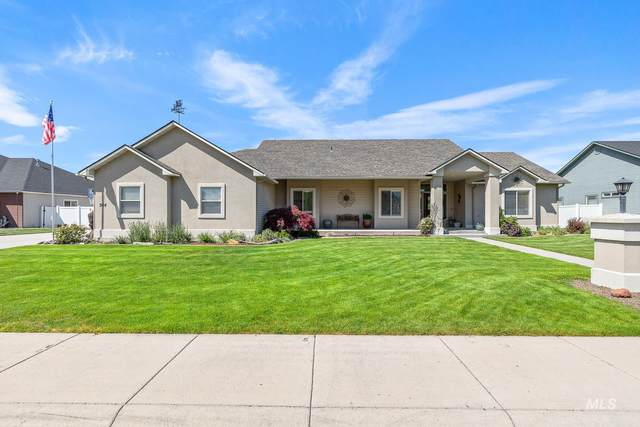 304 W Spruce Street, Caldwell, ID 83605 (MLS #98802939) :: Jon Gosche Real Estate, LLC