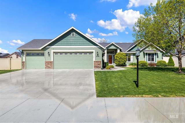 2129 N Rubine Lane, Kuna, ID 83634 (MLS #98802979) :: Full Sail Real Estate