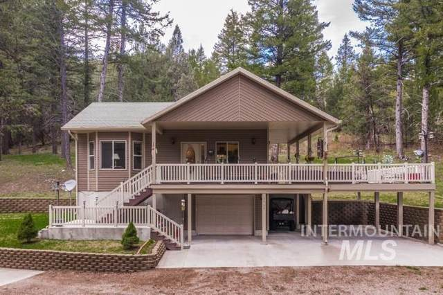 13755 S Racoon Drive, Lava Hot Springs, ID 83246 (MLS #98802990) :: Boise River Realty