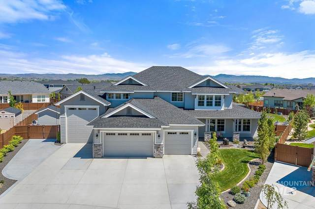 2272 N Synergy Pl, Eagle, ID 83616 (MLS #98803035) :: Boise River Realty