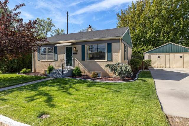 2228 Frederic Street, Boise, ID 83705 (MLS #98803036) :: Hessing Group Real Estate
