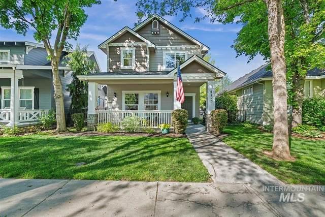 4125 E Barber Station Way, Boise, ID 83716 (MLS #98803044) :: Jon Gosche Real Estate, LLC