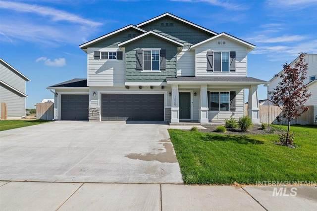 7826 E Drouillard St., Nampa, ID 83687 (MLS #98803045) :: Boise River Realty