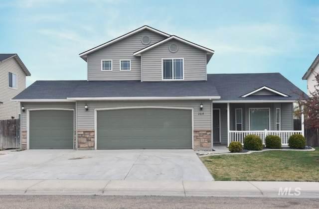 2615 Strayhorn Ct, Caldwell, ID 83607 (MLS #98803066) :: Boise River Realty