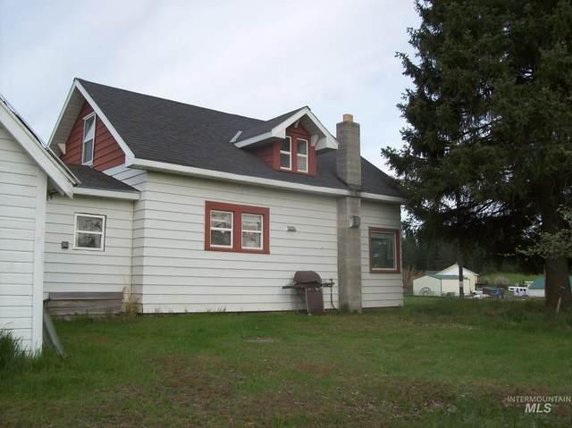 1680 East Road, Deary, ID 83823 (MLS #98803079) :: Jon Gosche Real Estate, LLC