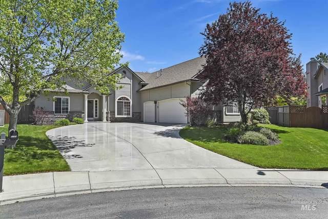 6148 S Basalt Trail, Boise, ID 83716 (MLS #98803086) :: Boise Valley Real Estate