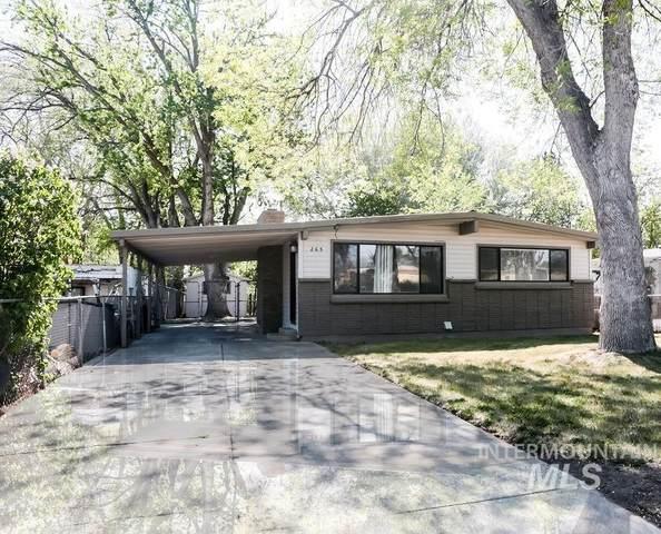 265 N 3Rd W, Mountain Home, ID 83647 (MLS #98803093) :: The Bean Team