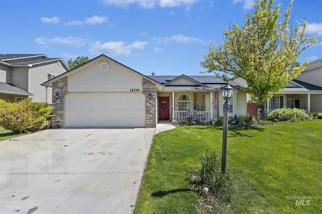 11734 W Huckleberry Dr, Nampa, ID 83651 (MLS #98803094) :: Haith Real Estate Team