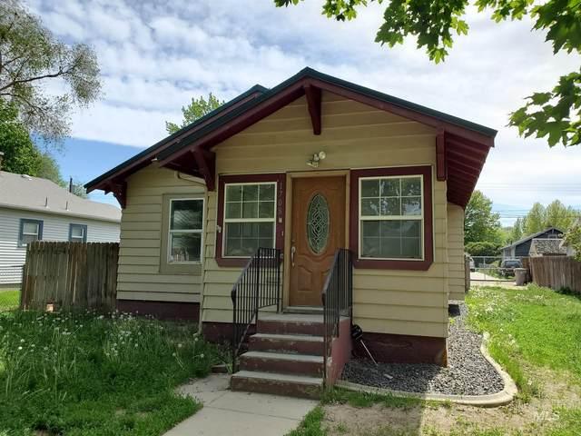 1708 Arthur St, Caldwell, ID 83605 (MLS #98803107) :: Haith Real Estate Team
