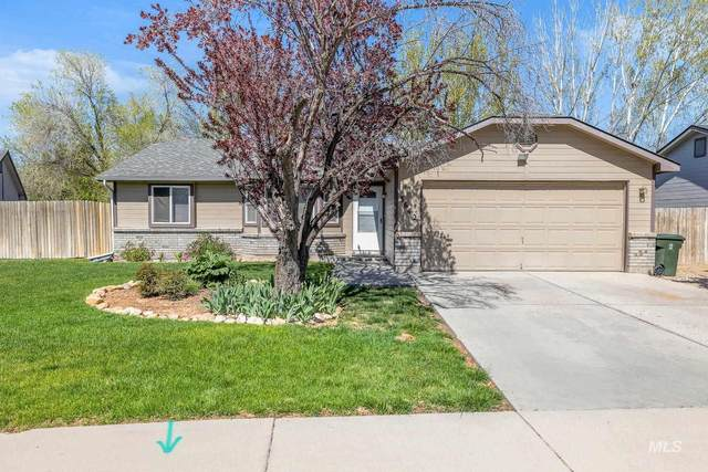 3642 S Carbondale Pl, Meridian, ID 83642 (MLS #98803137) :: Silvercreek Realty Group