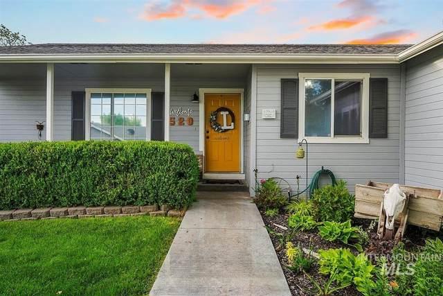 520 Pennsylvania Ct., Nampa, ID 83686 (MLS #98803146) :: Jon Gosche Real Estate, LLC