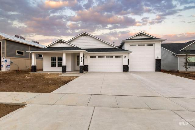18319 N Wild Goose Avenue, Nampa, ID 83687 (MLS #98803161) :: Silvercreek Realty Group