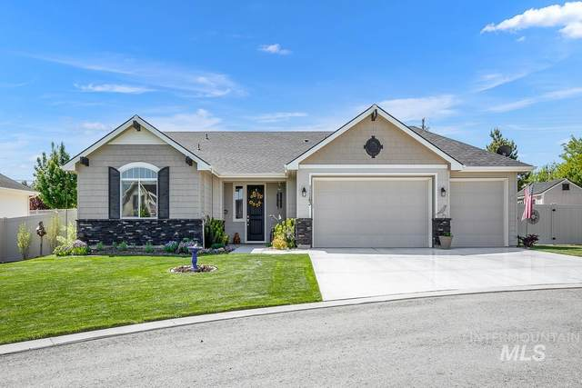11163 W Carriage Hill Ct, Nampa, ID 83686 (MLS #98803163) :: Beasley Realty
