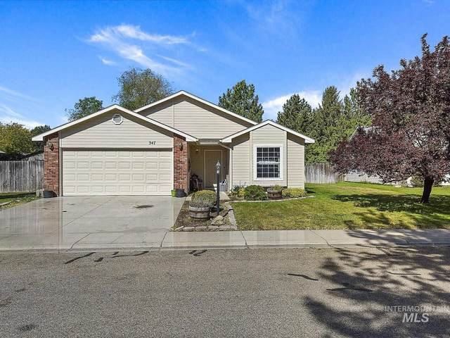 347 N Mira, Star, ID 83669 (MLS #98803177) :: Boise River Realty