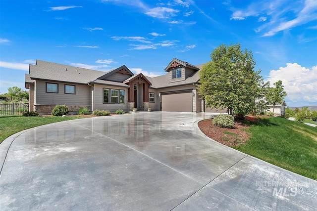 3833 Sage Creek Drive, Boise, ID 83714 (MLS #98803183) :: Silvercreek Realty Group