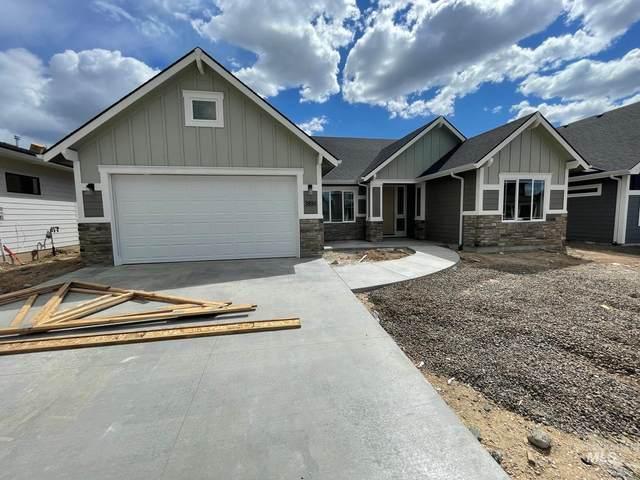 3895 Viso Street, Meridian, ID 83646 (MLS #98803235) :: Jon Gosche Real Estate, LLC