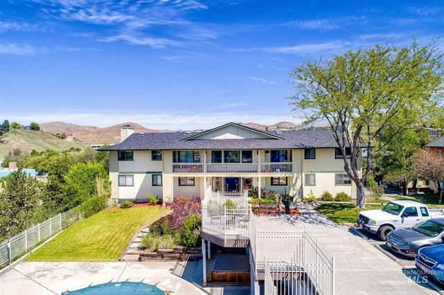 1420 W Camel Back Lane #204, Boise, ID 83702 (MLS #98803237) :: Boise River Realty