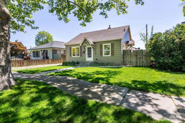 1008 11th Ave. S., Nampa, ID 83651 (MLS #98803239) :: Boise River Realty