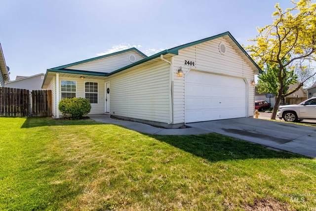 2401 E Nutmeg Lane, Nampa, ID 83687 (MLS #98803248) :: Boise River Realty