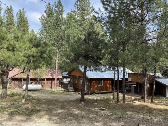 31 Aspen Way, Lowman, ID 83637 (MLS #98803271) :: Jon Gosche Real Estate, LLC