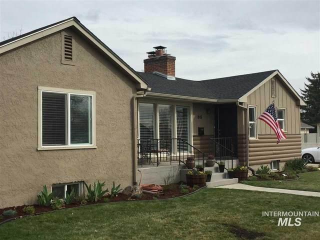 66 N Yale, Nampa, ID 83651 (MLS #98803274) :: Boise River Realty