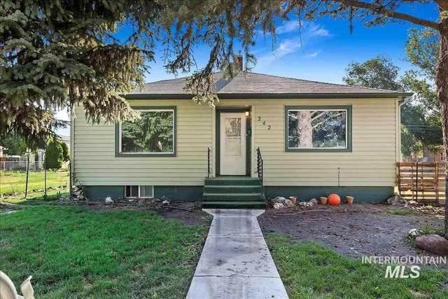 242 Michigan St, Gooding, ID 83330 (MLS #98803283) :: Build Idaho