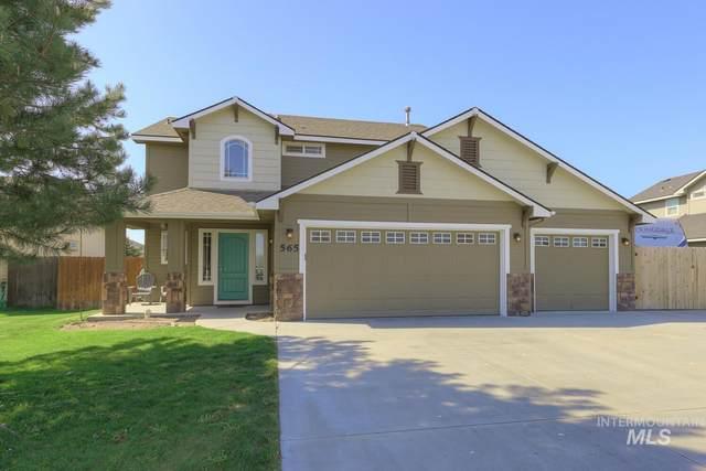 565 E Wild Lilac Ct, Kuna, ID 83634 (MLS #98803286) :: Jon Gosche Real Estate, LLC