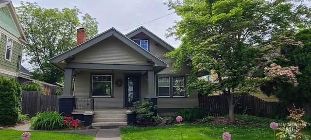 322 5th Ave, Lewiston, ID 83501 (MLS #98803288) :: Jon Gosche Real Estate, LLC
