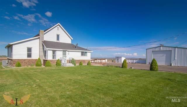 3907 N 3800 E, Hansen, ID 83334 (MLS #98803295) :: Jon Gosche Real Estate, LLC