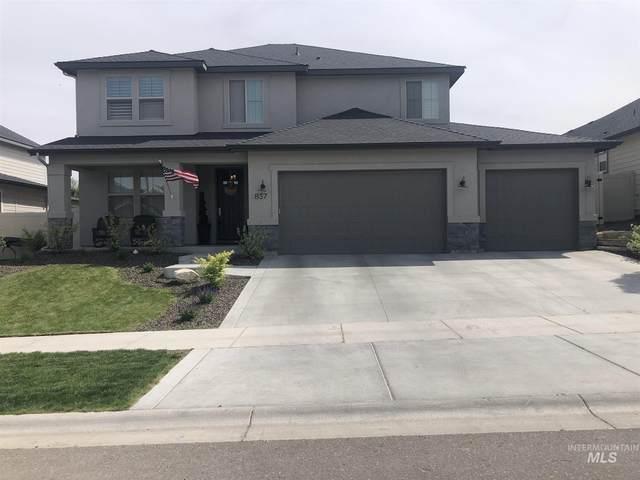 837 Crest Ridge Dr., Meridian, ID 83642 (MLS #98803305) :: Jon Gosche Real Estate, LLC