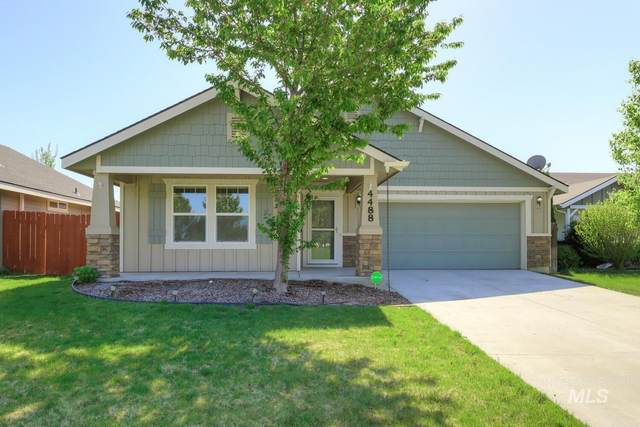 4488 N Longabaugh Way, Meridian, ID 83646 (MLS #98803318) :: Jon Gosche Real Estate, LLC