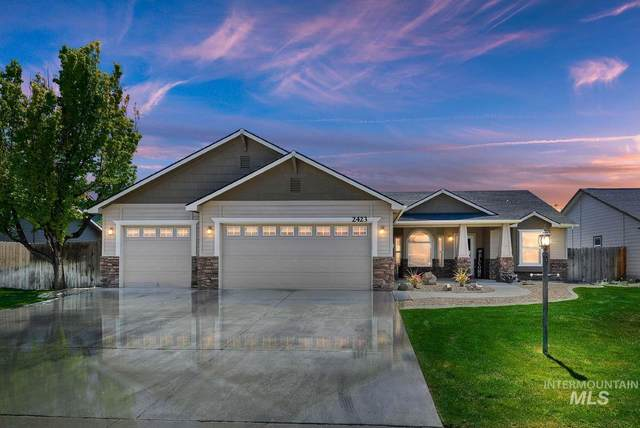 2423 W Sherman Ave, Nampa, ID 83686 (MLS #98803323) :: Boise River Realty